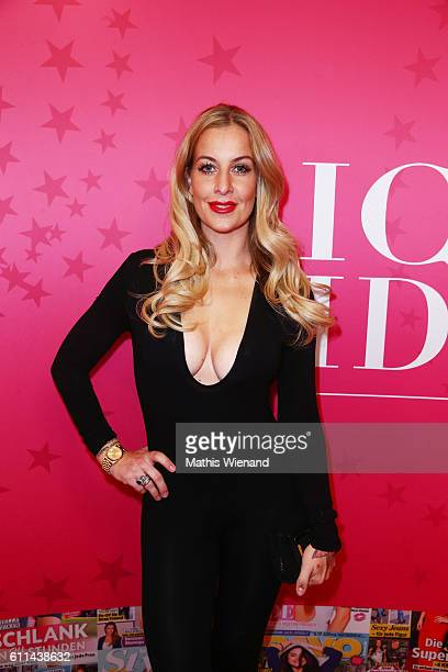 Charlotte Wuerdig attends the InTouch Awards 'Icons & Idols' at Nachtresidenz on September 29, 2016 in Duesseldorf, Germany.