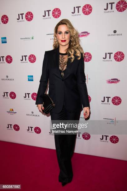 Charlotte Wuerdig attends the JT Touristik party at Hotel De Rome on March 9 2017 in Berlin Germany