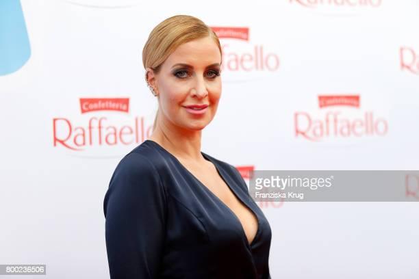 Charlotte Wuerdig attends the Raffaello Summer Day 2017 to celebrate the 27th anniversary of Raffaello on June 23 2017 in Berlin Germany