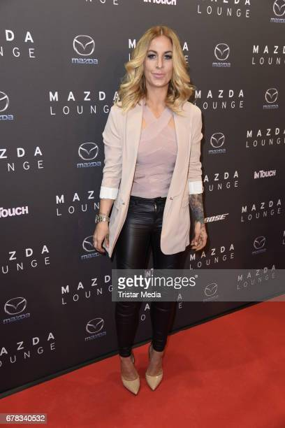 Charlotte Wuerdig attends the spring cocktail hosted by Mazda and InTouch magazine at Mazda Lounge on May 3 2017 in Berlin Germany