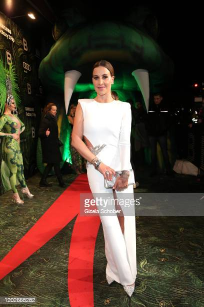 "Charlotte Wuerdig during the Place To B Berlinale Party ""Garden of Eden"" at Borchardt Restaurant on February 22, 2020 in Berlin, Germany."