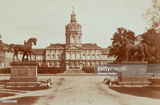 Charlottenburg castle was a favorite retreat for Queen SophieCharlotte wife of Frederick I The building was started in 1695 and a dome was added in...