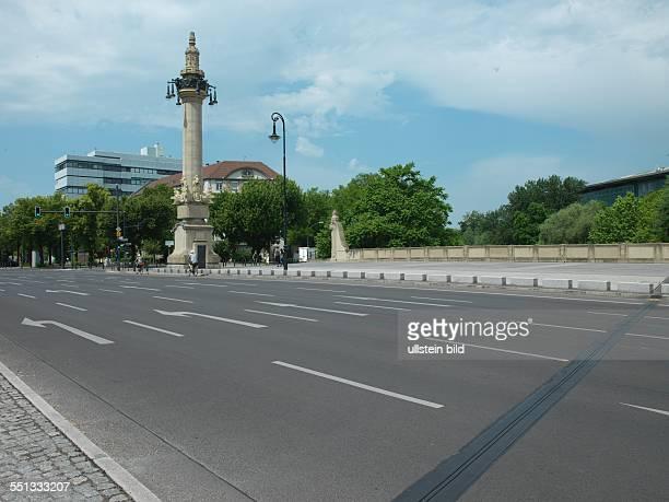 Charlottenburger Tor Straße des 17 Juni