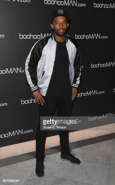 Charlsey attends the boohooMAN by Dele Alli VIP launch at ME London on May 10 2018 in London England