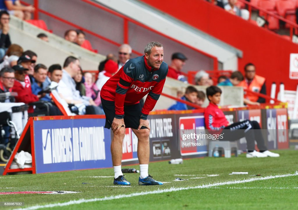 Charlton Athletic v Northampton Town - Sky Bet League One