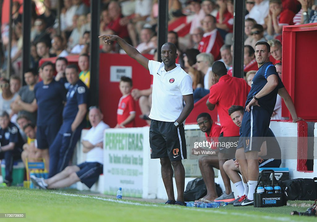 Welling v Charlton Athletic - Pre Season Friendly