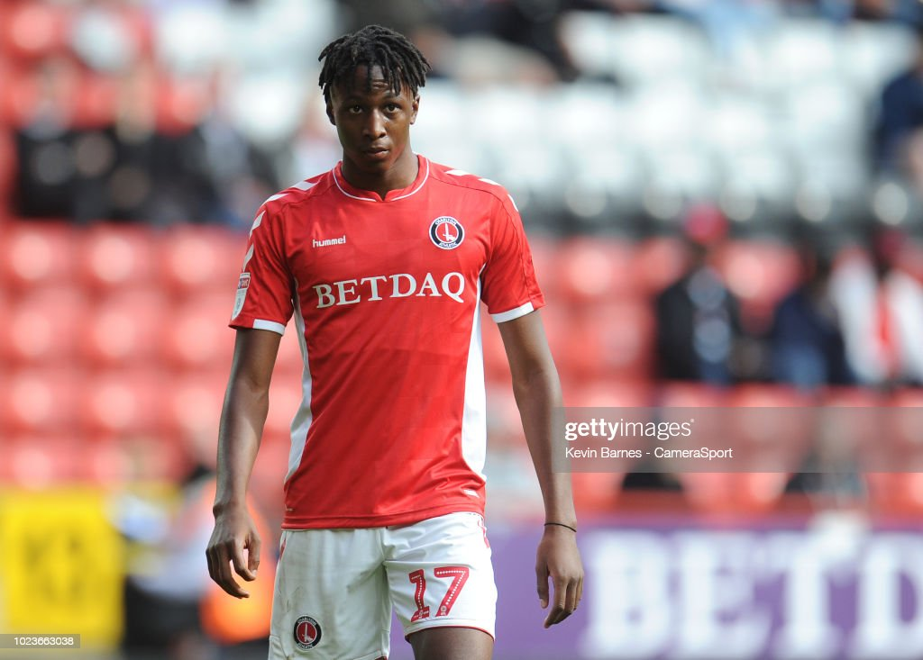 Charlton Athletic v Fleetwood Town - Sky Bet League One : News Photo