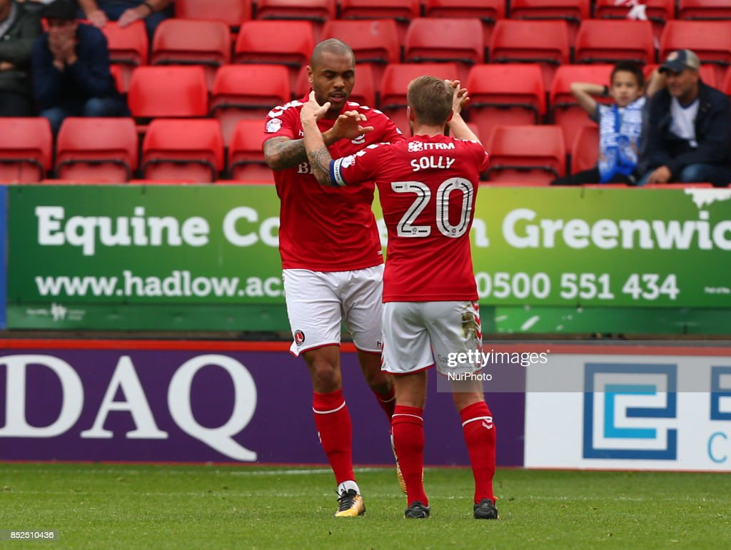 Charlton Athletic v Bury - Sky Bet League One : News Photo