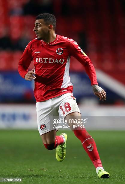 Charlton Athletic's Karlan AhearneGrant Charlton Athletic v Walsall Sky Bet League One The Valley