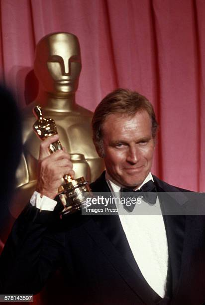 Charlton Heston circa 1978 in Los Angeles California