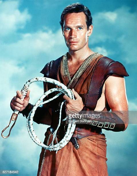 Charlton Heston in BenHur