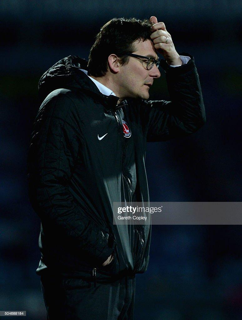Huddersfield Town v Charlton Athletic   - Sky Bet Championship : News Photo
