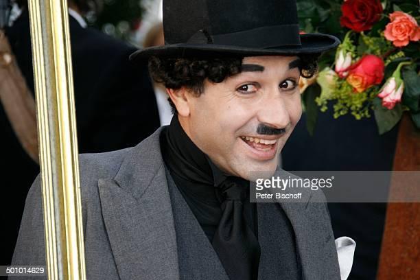 Charly ChaplinDarsteller BenefizGala '4 SchafhofFestival für UNICEF' 2007 Kronberg im Taunus Hessen Deutschland Europa 'Schafhof' roter Teppich...