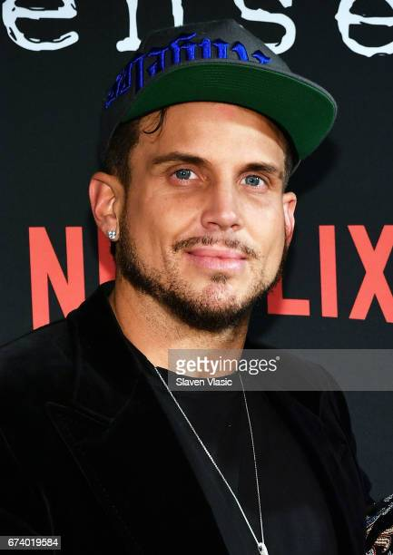 Charly DeFrancesco attends 'Sense8' New York Premiere at AMC Lincoln Square Theater on April 26 2017 in New York City