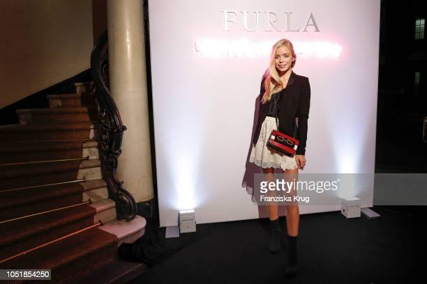 Charly Sturm attends the Furla Dinner and Party at Borchardt Restaurant on October 10 2018 in Berlin Germany