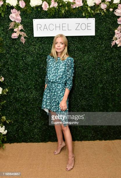 Charly Sturm attends the Rachel Zoe Collection Summer Dinner At Moby's East Hampton With FIJI Water, Tanqueray, And AUrate on August 01, 2019 in East...
