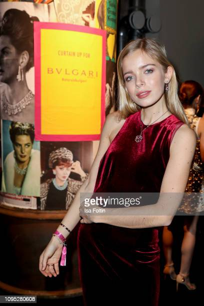 Charly Sturm during the Bulgari party with the motto #Starsinbulgari on February 7 2019 in Berlin Germany