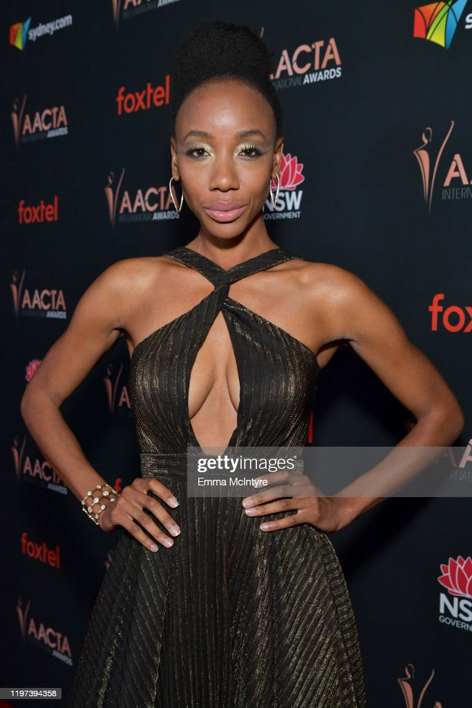 Charmaine Bingwa Attends The 9th Annual Australian Academy Of Cinema News Photo Getty Images