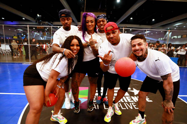 CA: 2019 BET Experience - Celebrity Dodgeball Game