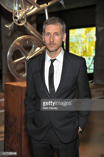 Charming Baker attends Britain Creates 2012 at Old Selfridges Hotel on June 27 2012 in London England