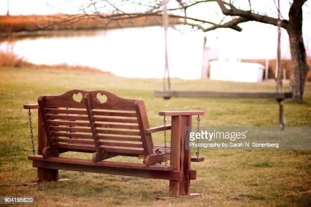 Charming Bench
