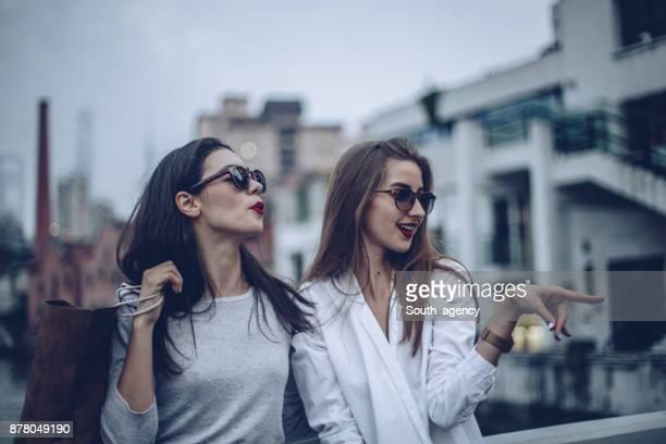 Charming girlfriends