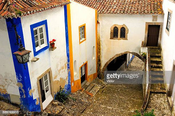 Charming town of Obidos