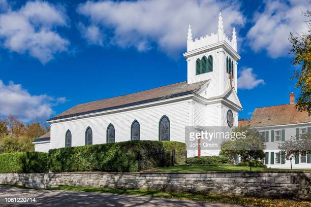 Charming Zion Episcopal Church was founded in 1782