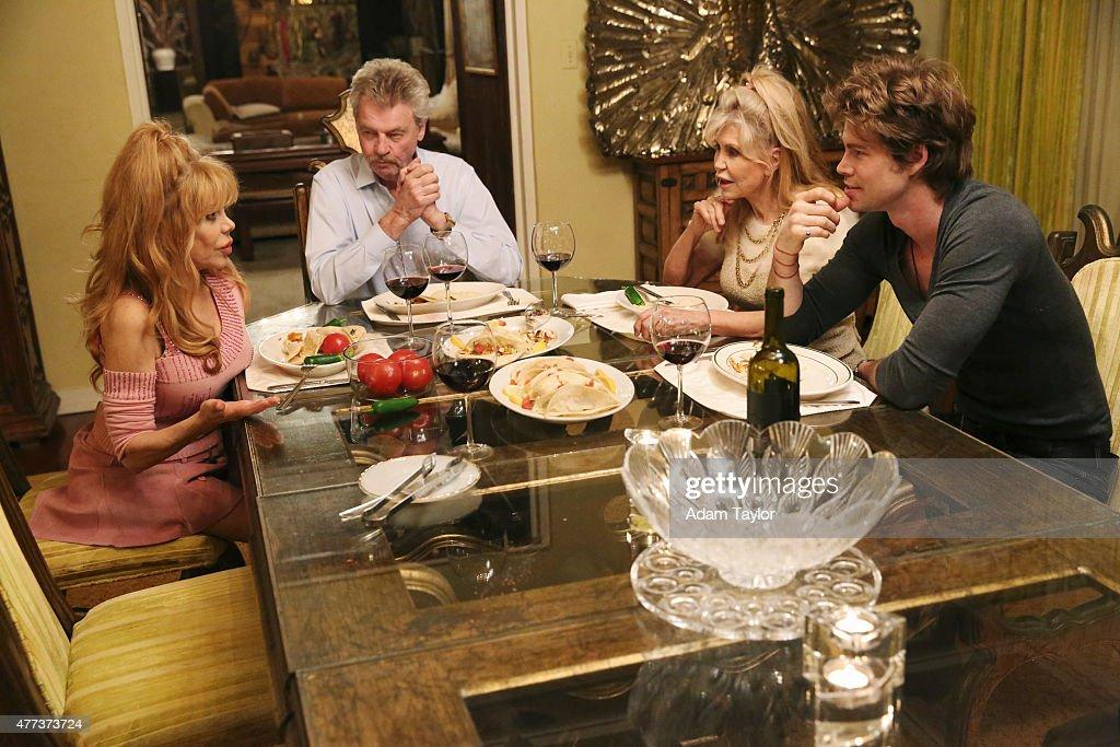 """ABC's """"Celebrity Wife Swap"""" - Season Four : News Photo"""