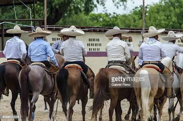 A Charreada celebration in San Antonio, Texas