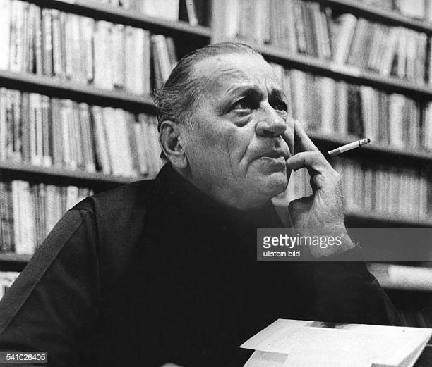 Charriere Henri Schriftsteller F 1969