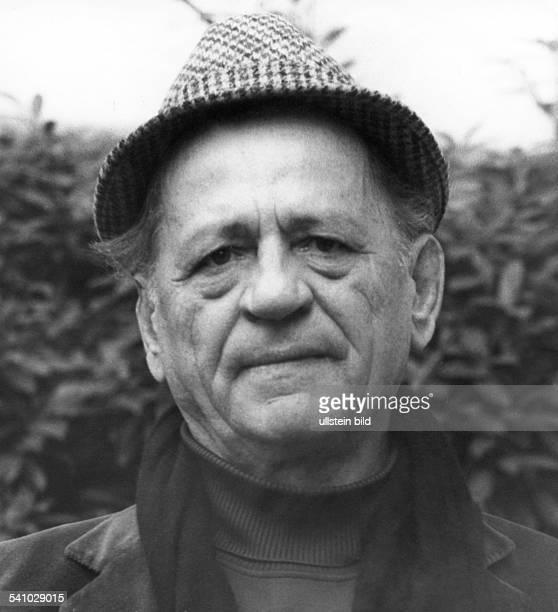 Charriere Henri Schriftsteller F 1970