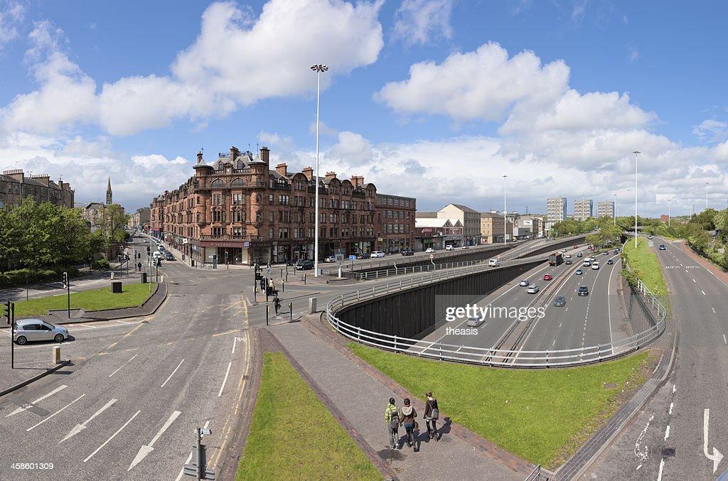 Charring Cross, Glasgow : Stock Photo