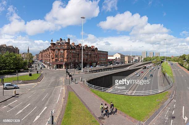 charring cross, glasgow - theasis stock pictures, royalty-free photos & images