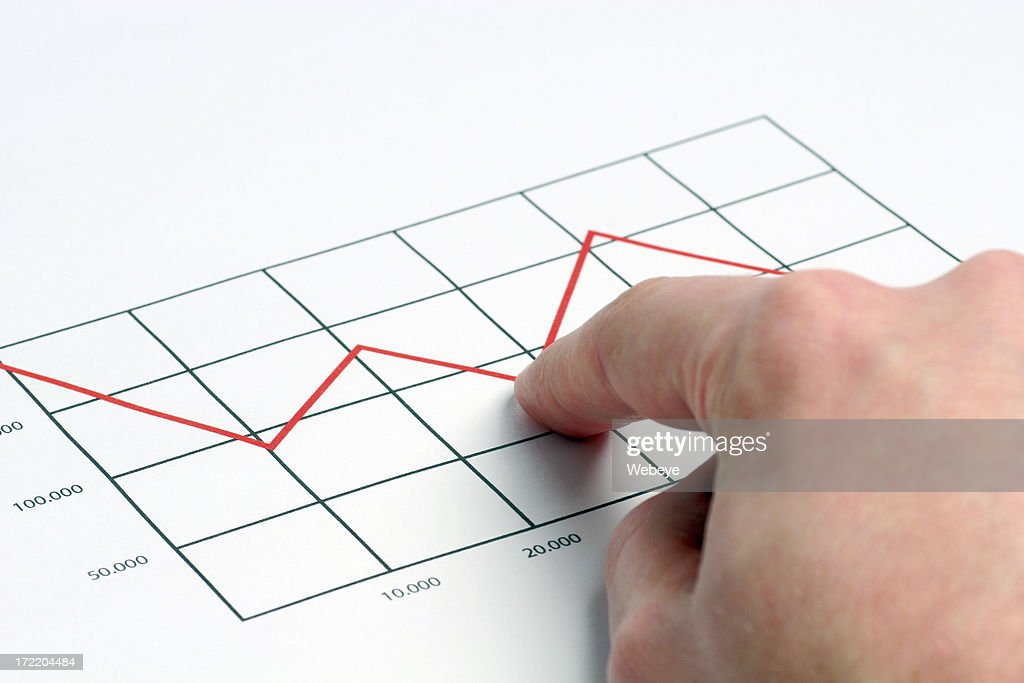 Chart : Stock Photo
