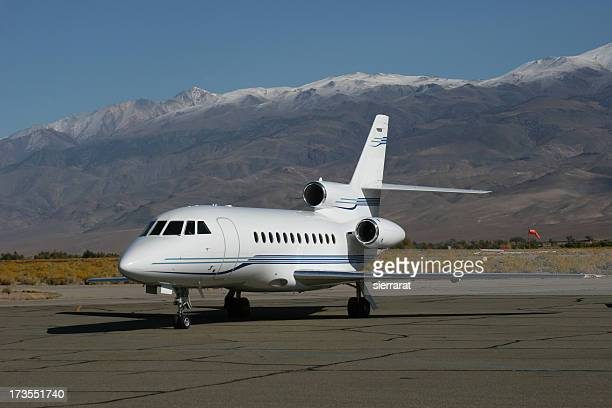 charter jet-12 - airplane tail stock pictures, royalty-free photos & images