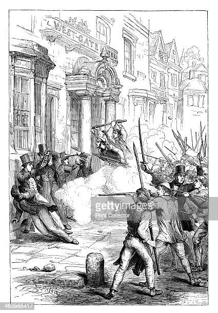 Chartist riots at Newport Wales 1839 The Newport Rising was the last large scale armed rebellion against authority in mainland Britain It occurred on...