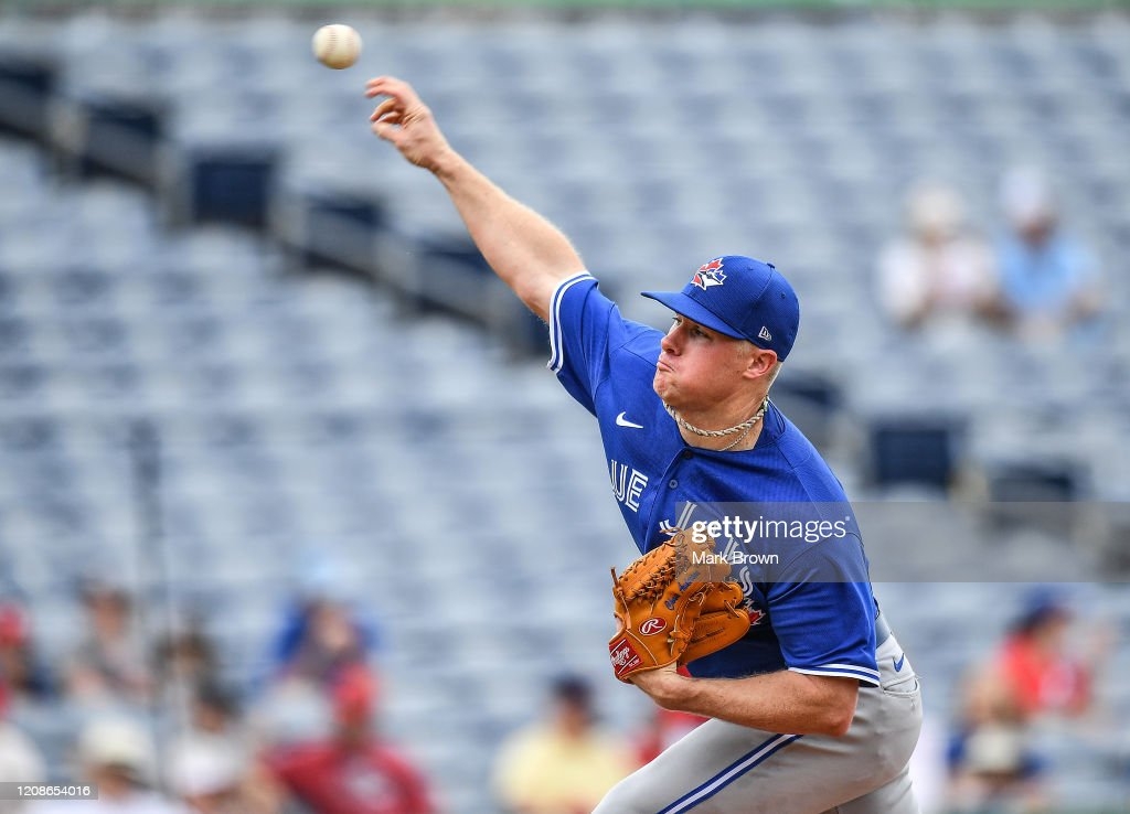 Toronto Blue Jays v Philadelphia Phillies : News Photo