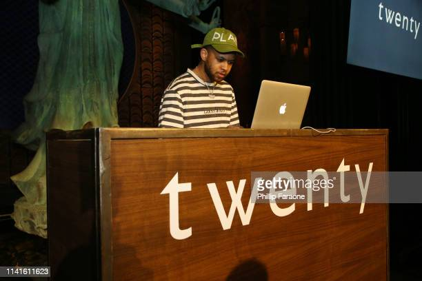 Chase B attends Twenty Celebrates It's Official Launch At TAO Los Angeles at TAO on April 09 2019 in Los Angeles California