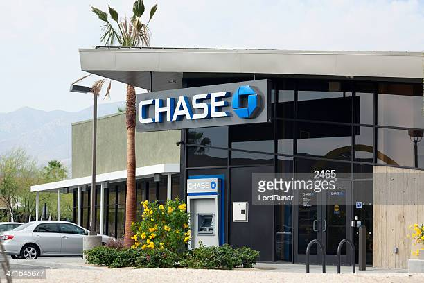 chase bank - j p morgan stock pictures, royalty-free photos & images