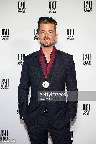 Chase Bryant attends the 64th Annual BMI Country awards on November 1 2016 in Nashville Tennessee