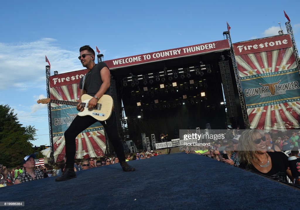 Country Thunder In Twin Lakes, Wisconsin - Day 1