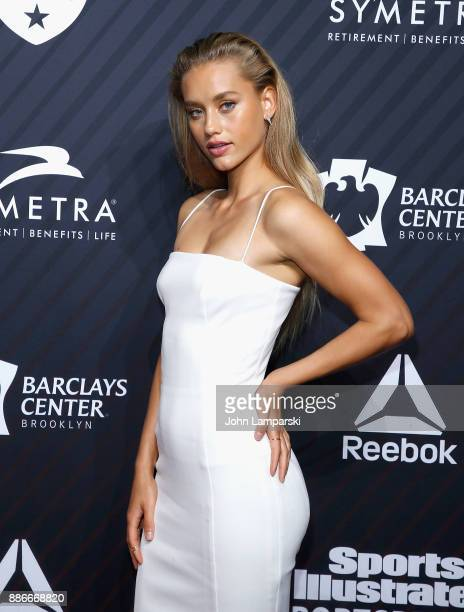 Chase Carter attends 2017 Sports Illustrated Sportsperson of the Year Awards at Barclays Center on December 5 2017 in New York City
