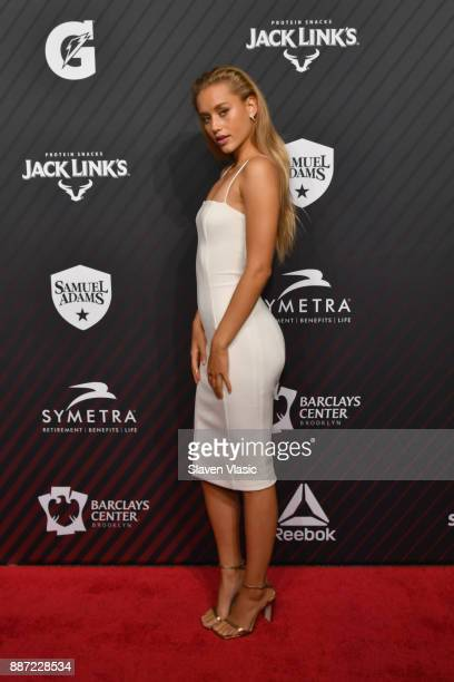 Chase Carter attends SPORTS ILLUSTRATED 2017 Sportsperson of the Year Show on December 5 2017 at Barclays Center in New York City