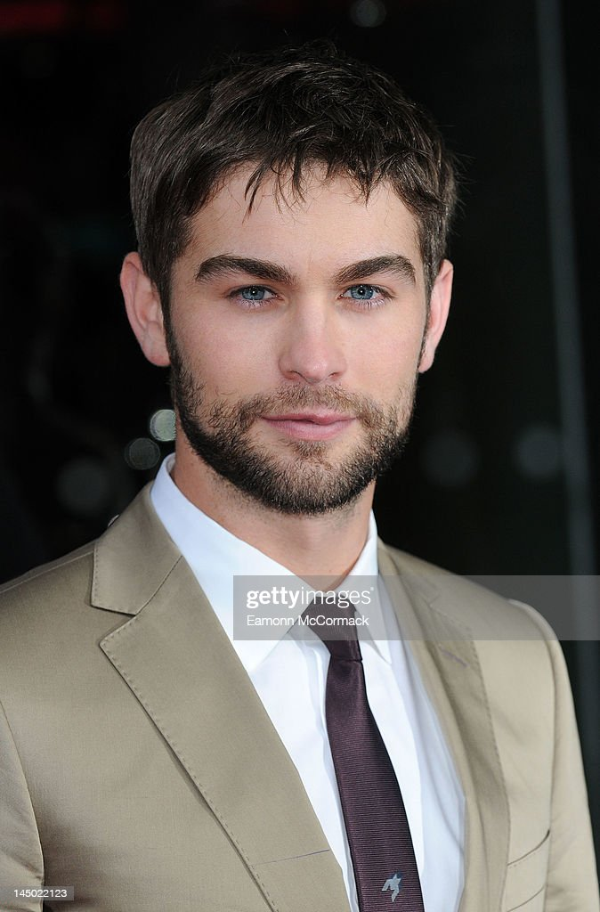 Chase Crawford attends the UK premiere of 'What To Expect When You're Expecting' at BFI IMAX on May 22, 2012 in London, England.