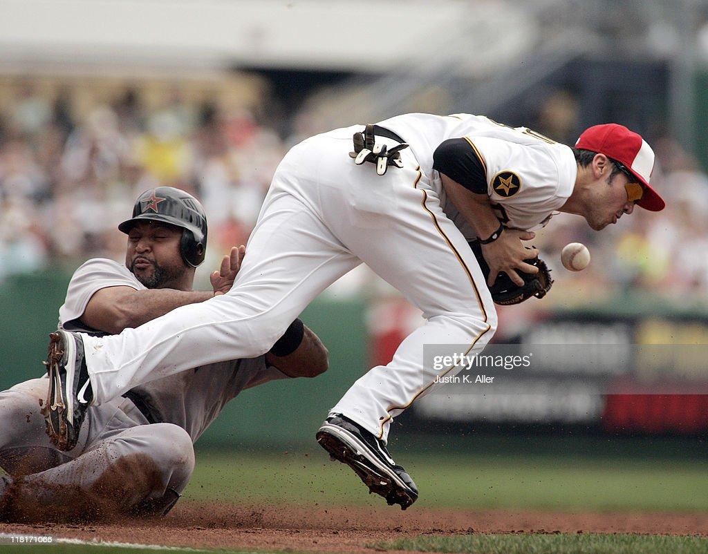 Houston Astros v Pittsburgh Pirates