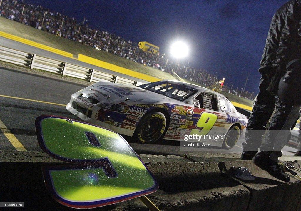 NASCAR K&N Pro Series East CNB Bank Raceway Park : News Photo