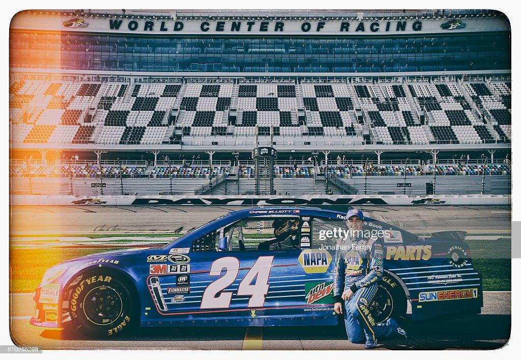 Daytona International Speedway - Day 3