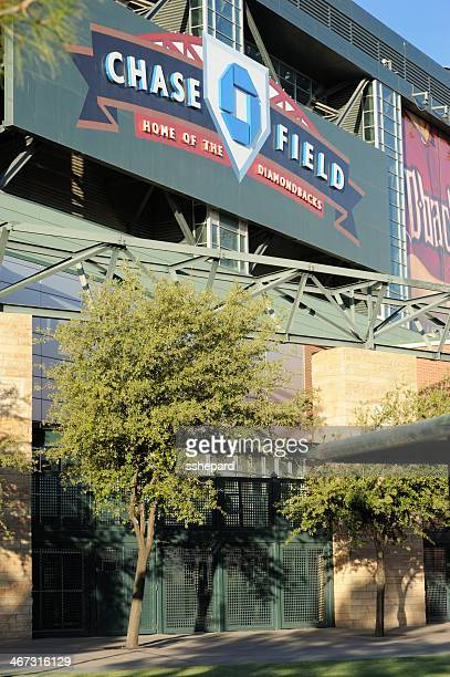 chase field sign - diamondback rattlesnake stock pictures, royalty-free photos & images