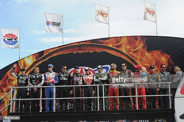 Chase for the Sprint Cup contenders Kasey Kahne, driver of the Time Warner Cable Chevrolet, Ryan Newman, driver of the Outback Steakhouse Chevrolet,...